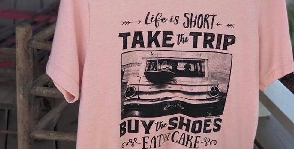 Take the trip t-shirt