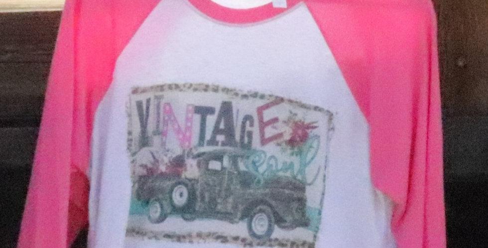 Vintage tee