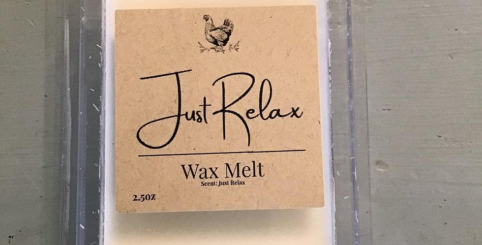 Just Relax Wax Melt