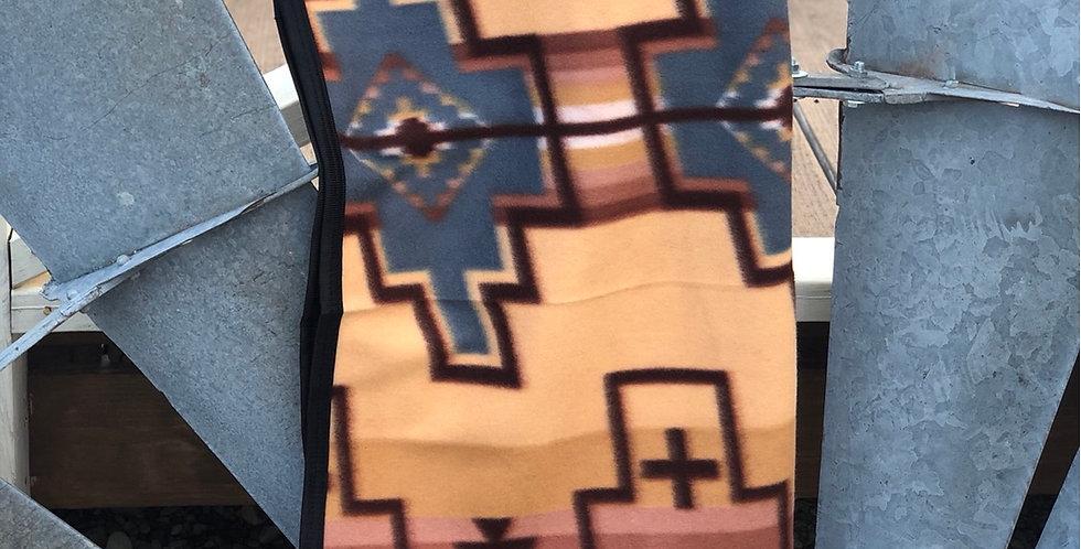 Aztec Baby Blanket
