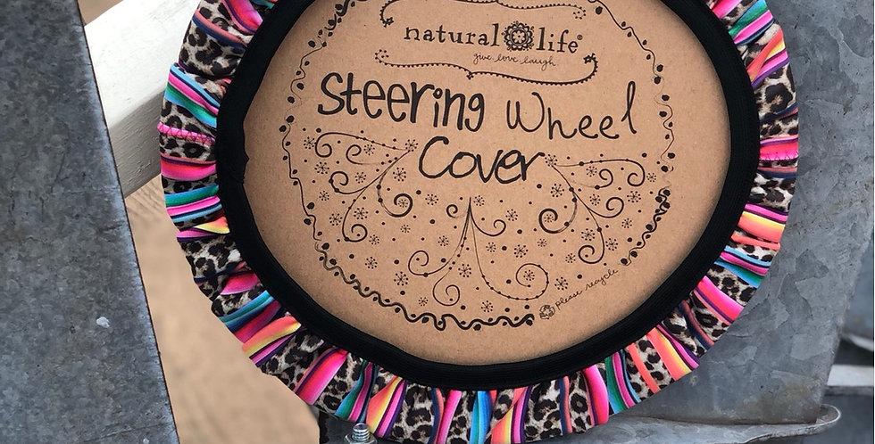 Serape Steering Wheel Cover