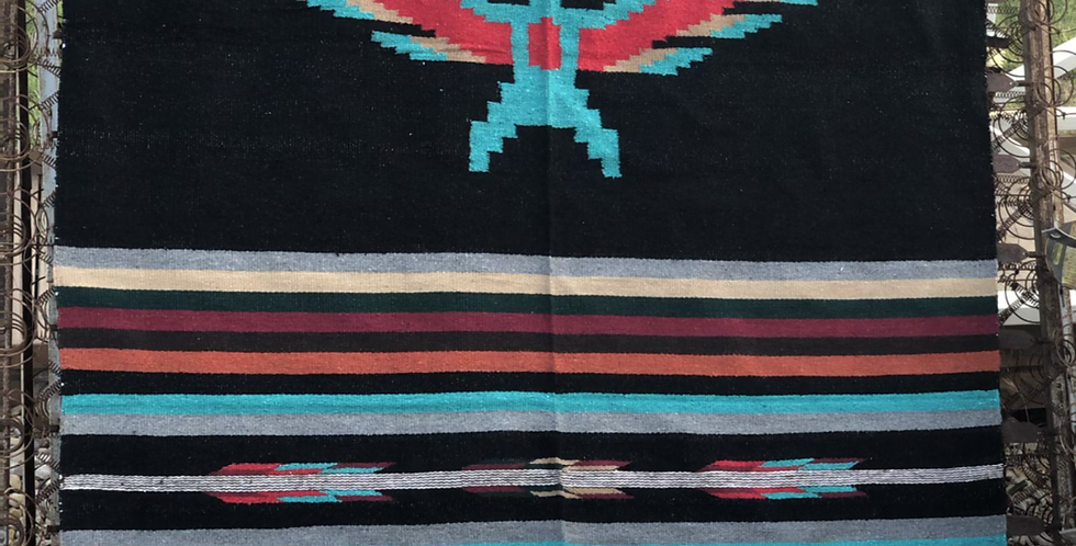 Thunderbird Woven Blanket