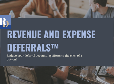 How is deferral accounting handled in businesses?