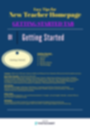 new teacher homepage- getting started.pn
