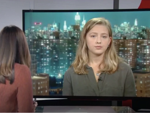 SURVIVOR CHESSY PROUT SPEAKS OUT FOLLOWING KAVANAUGH ALLEGATIONS