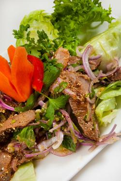 Waterfall Beef Salad