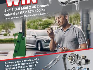 ✈️ WIN 1 OF 6 DJI MINI 2 DRONES
