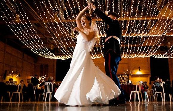Wedding Dance Consultation & Mini Lesson
