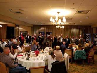 PCBA's Annual Awards and Installation Dinner