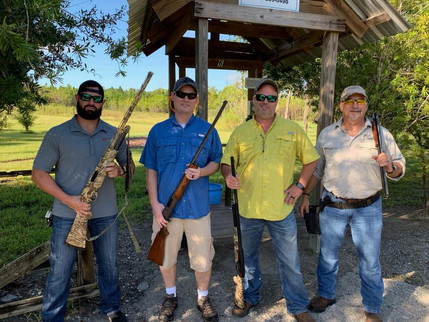 11th Annual Sporting Clays Shoot