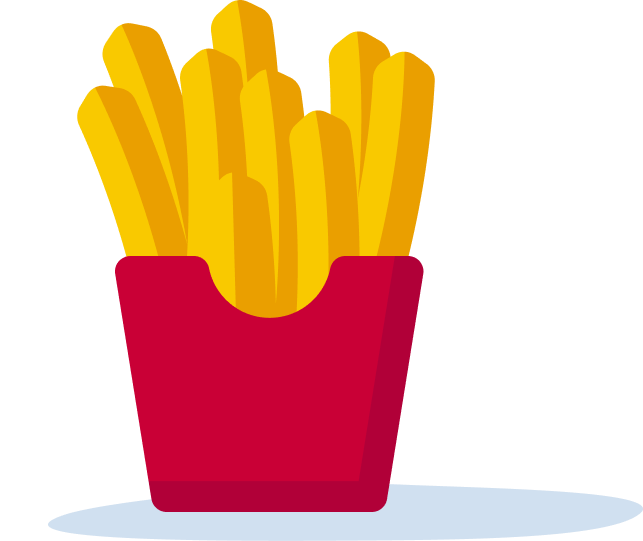 Honeygain payout - french fries