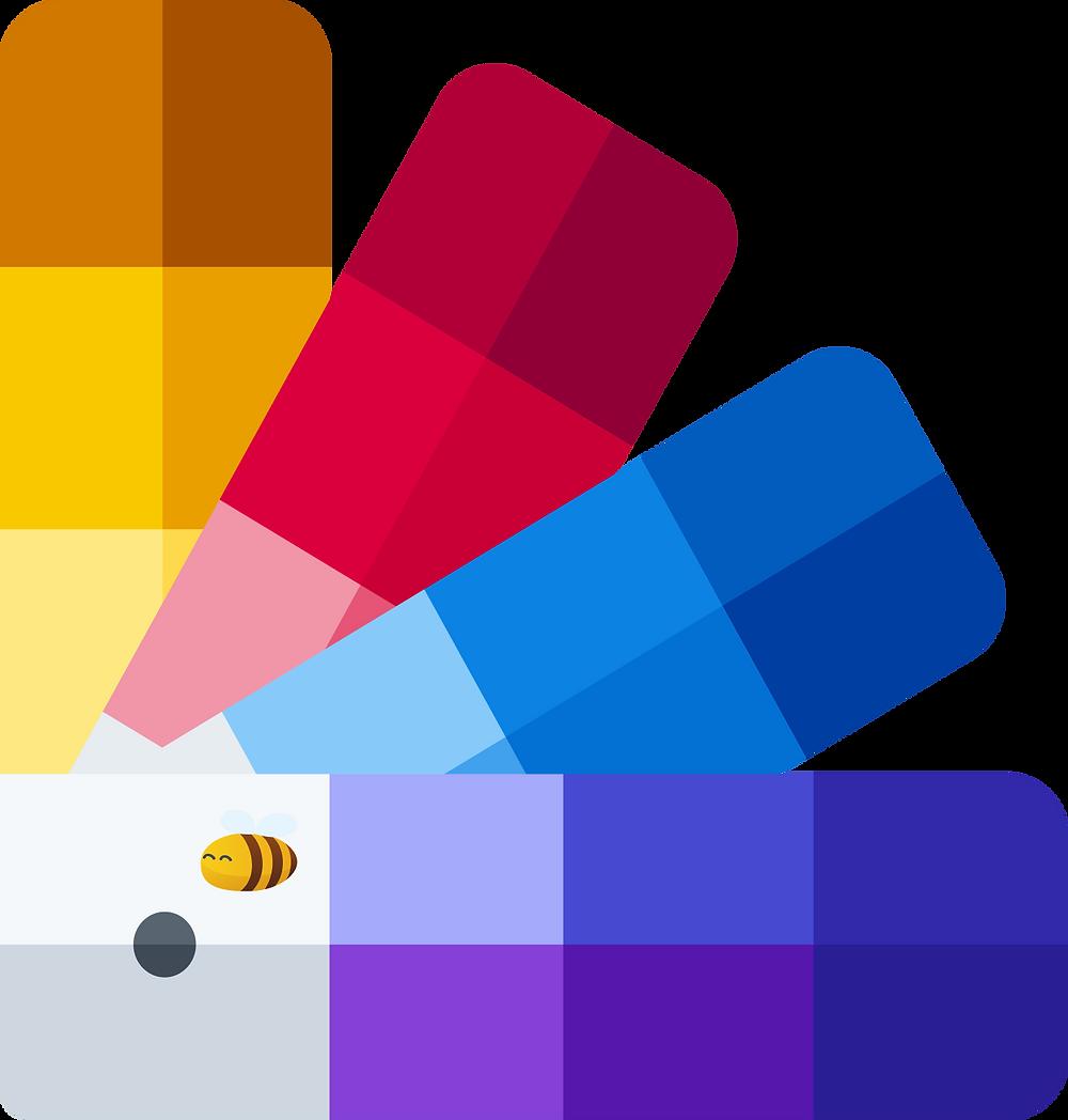 home improvements: a color pallete