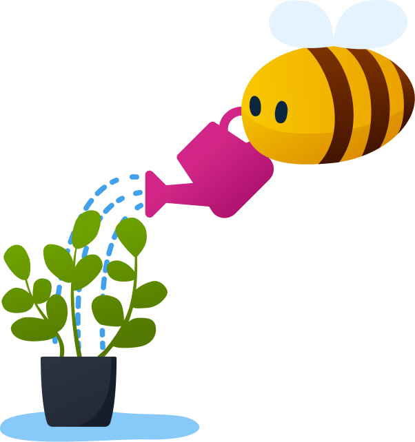 video streaming platform - a gardener bee