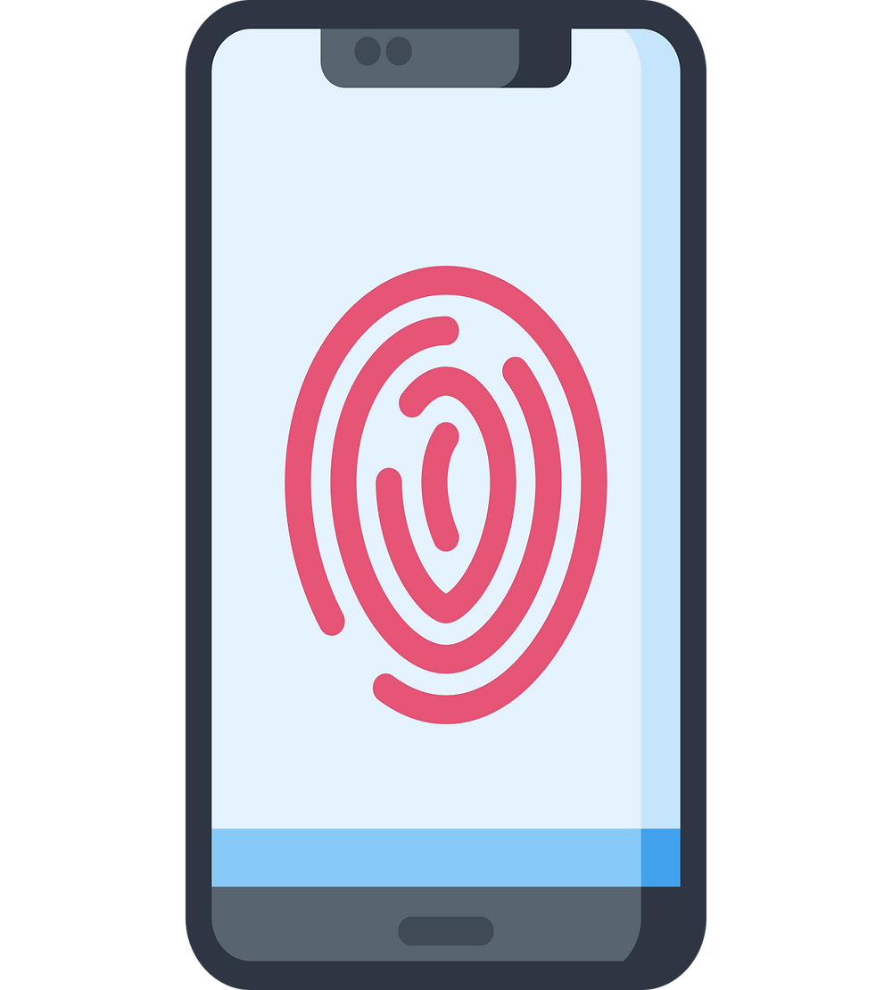 Budgeting Apps: using a Touch ID