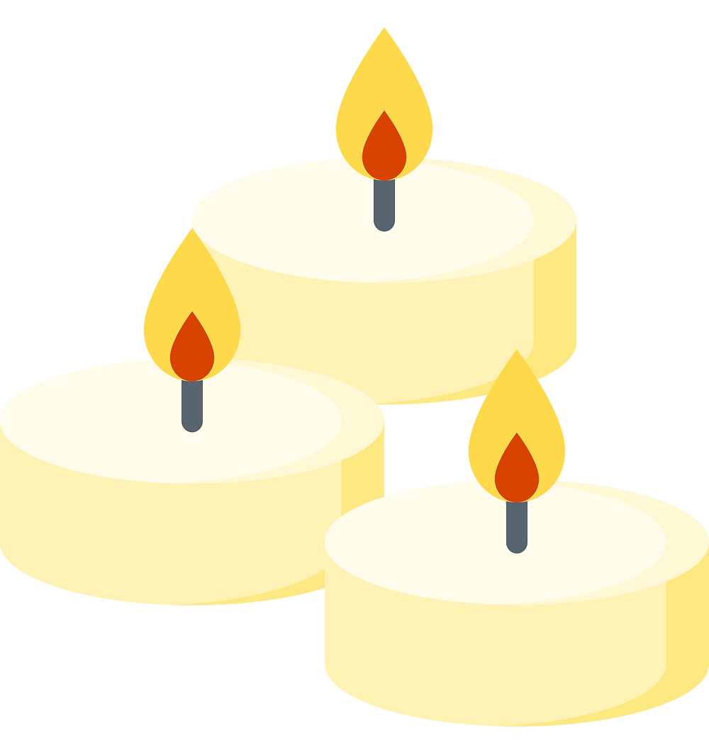 hyggelig: candles