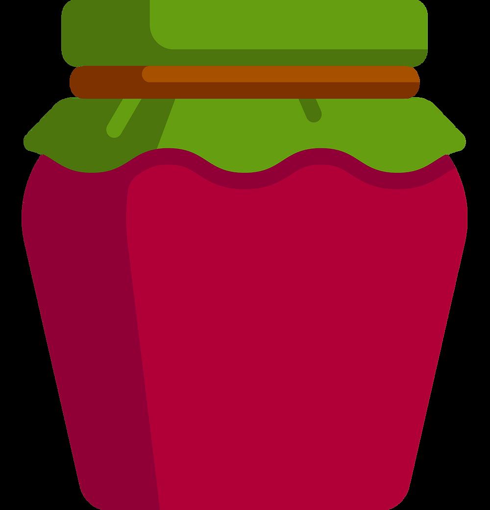 Honeygain use cases: jar of sauce
