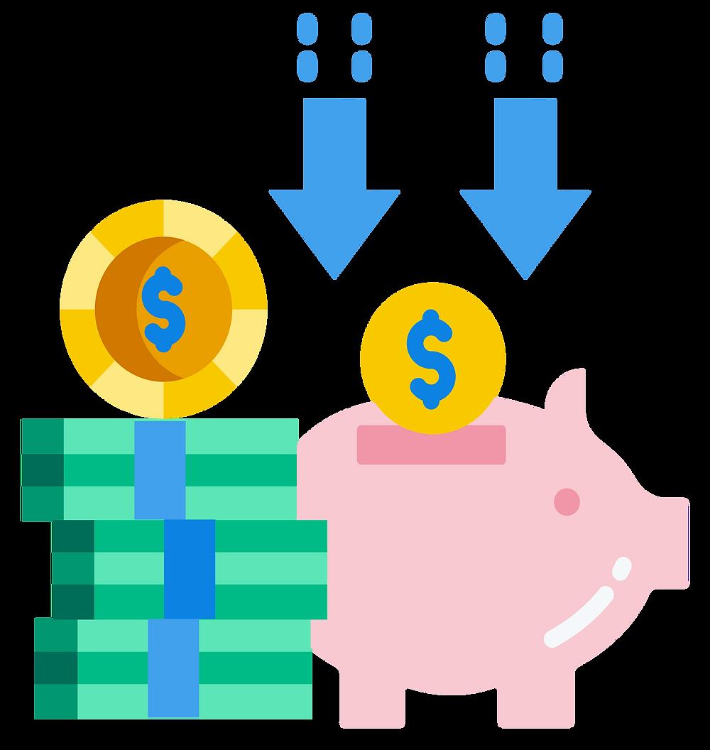 freelance jobs: saving your passive income earnings