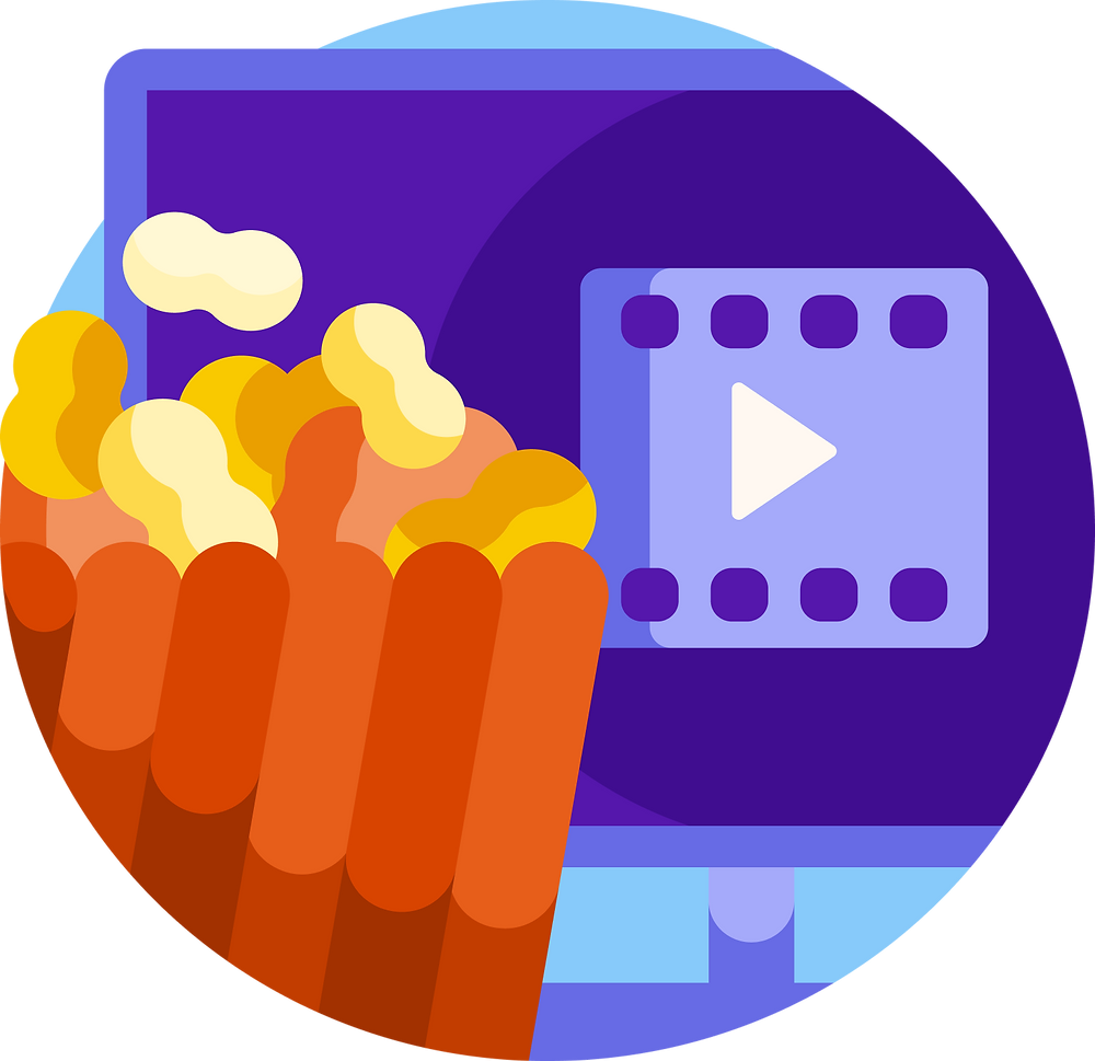 benefits of passive income: free movies
