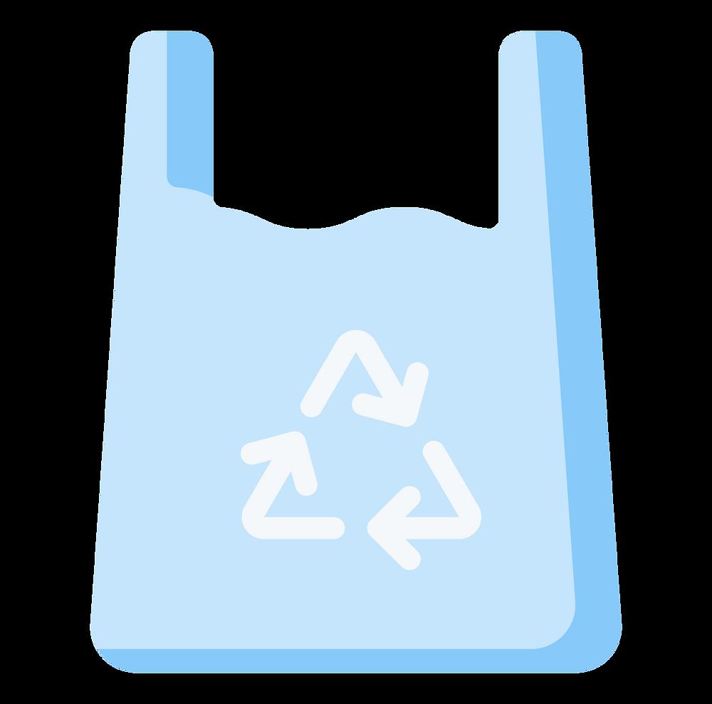 Money-Saving Swaps: reusable bag