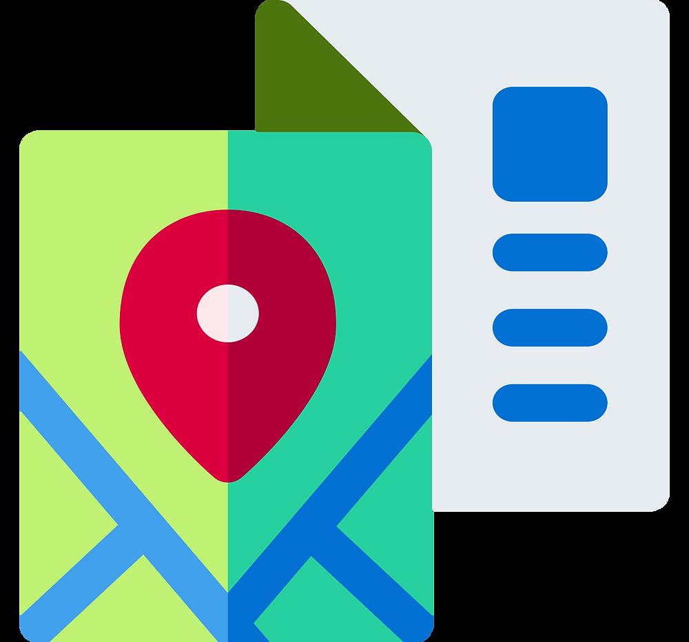 travel hacks: itinerary