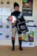current national arena Eventing winner C