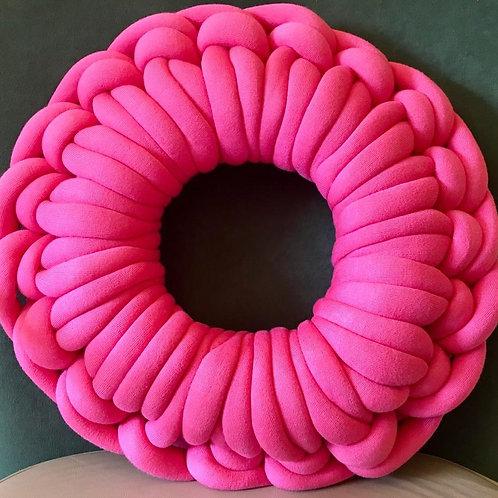 Almofada de Rosca Pink