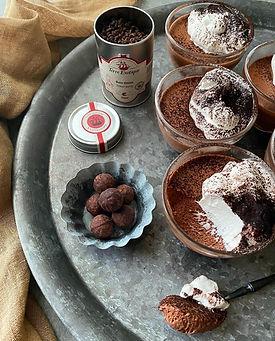ティムールペッパー チョコレートムース1.jpg