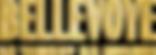 2019 - LOGO AVEC BASELINE OR - BELLEVOYE