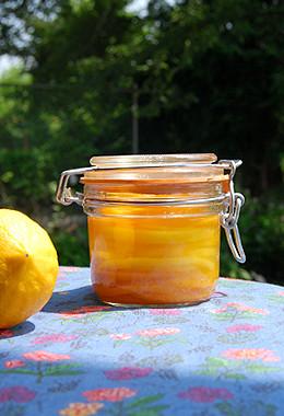 清美オレンジとレモンのマーマレード