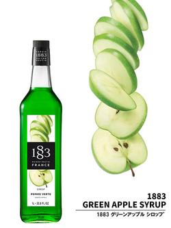 甘みと酸味のバランスが絶妙なグリーンアップル