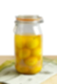 卵のピクルス【ターメリックふ】風味