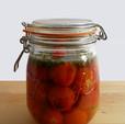 プチトマトの酢漬け