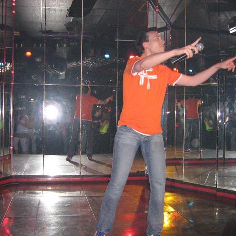 Mai 2007 - Discothèque Le Kiss