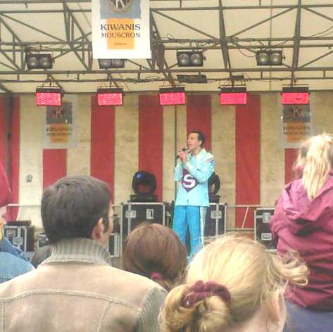 2008 - Gala Mouscron (Belgique)
