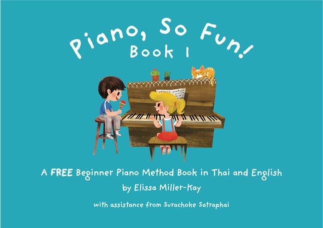 Piano So Fun Cover Image