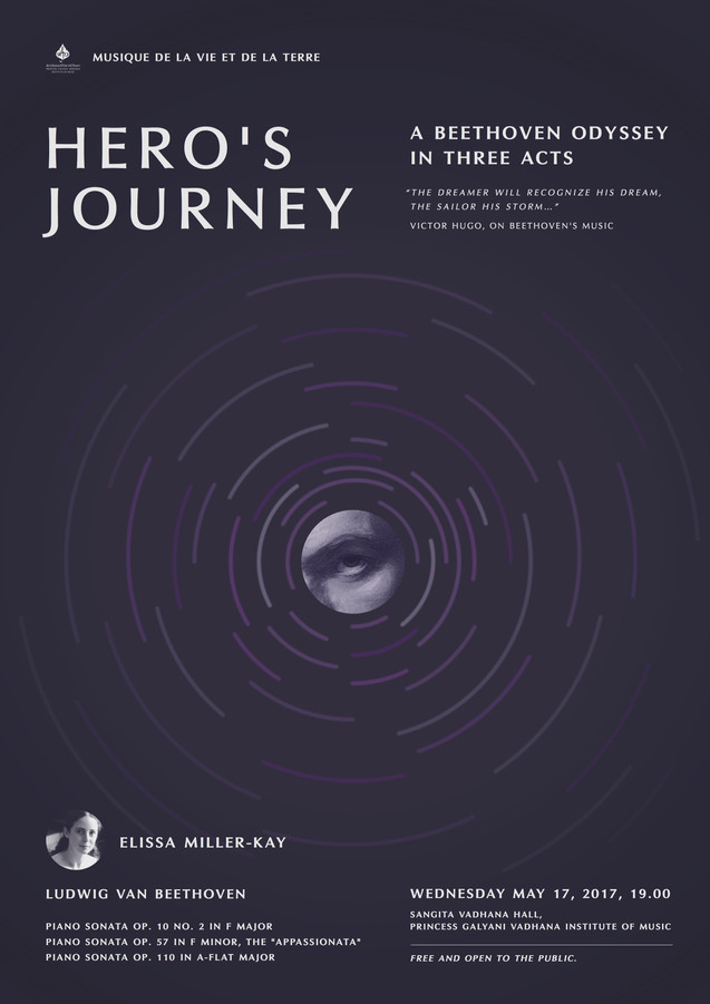 Hero's Journey: A Beethoven Odyssey in Three Acts