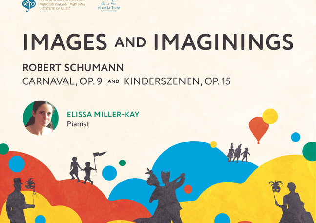 Images and Imaginings: Schumann's Carnaval and Kinderszenen