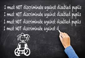 When Progressives Discriminate Against Handicapped Individuals... It's a Double Wrong.