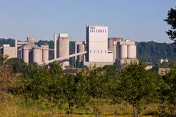 View 2 of HC's Lixhe plant