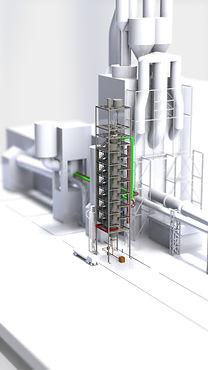 Pilot Plant 3D Model