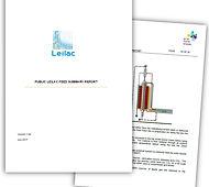 LEILAC FEED Summary Report PDF