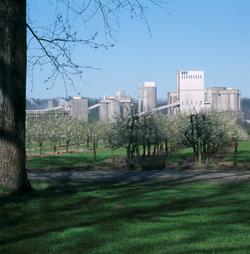 View 4 of HC's Lixhe plant