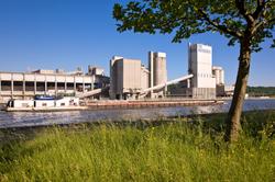 View 1 of HC's Lixhe plant