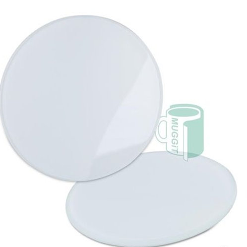 Coaster Glass Round