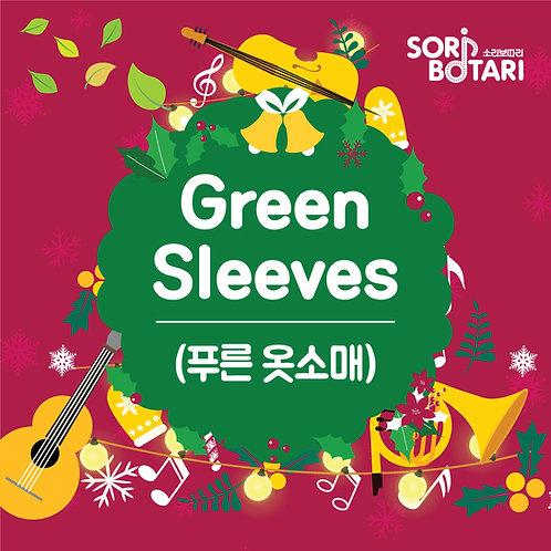 Green Sleeves(푸른 옷소매)(1년)