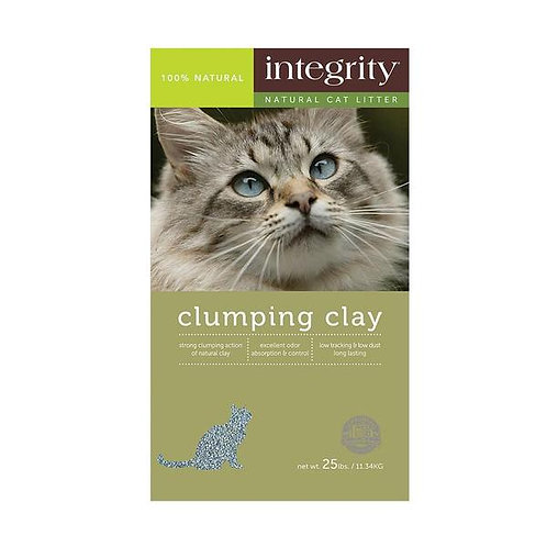 Integrity Multicat Clumping Clay Cat Litter
