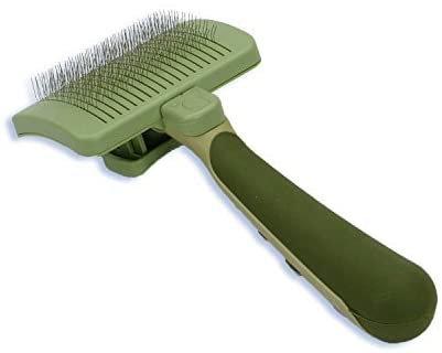 Safari Self Cleaning Slicker Brush