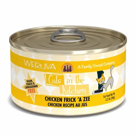 Weruva - Cats in the Kitchen Chicken Frick 'A Zee Chicken Recipe Au Jus