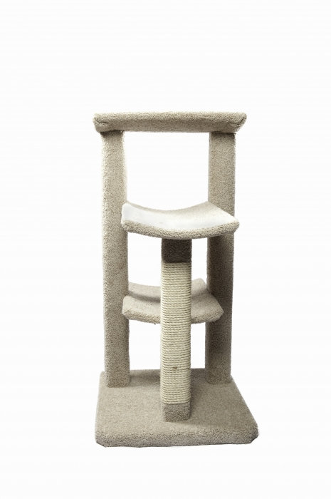 Three Scoop Cat Tree