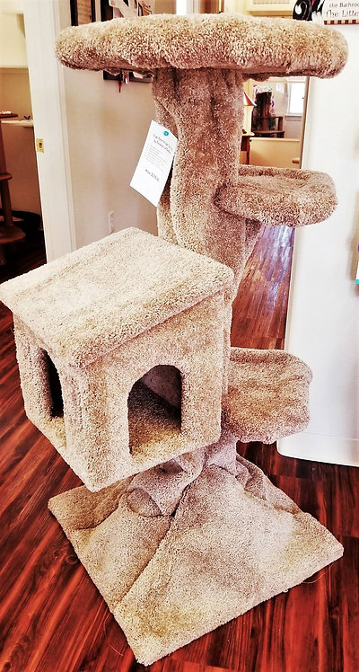 The Cat Tree House